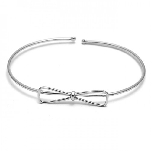 925 Sterling Silver Jewelry Gold Plated Handmade Bangle Jewelry
