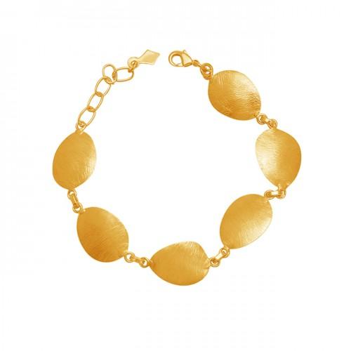 925 Sterling Silver Jewelry Plain Handmade Designer Bracelet