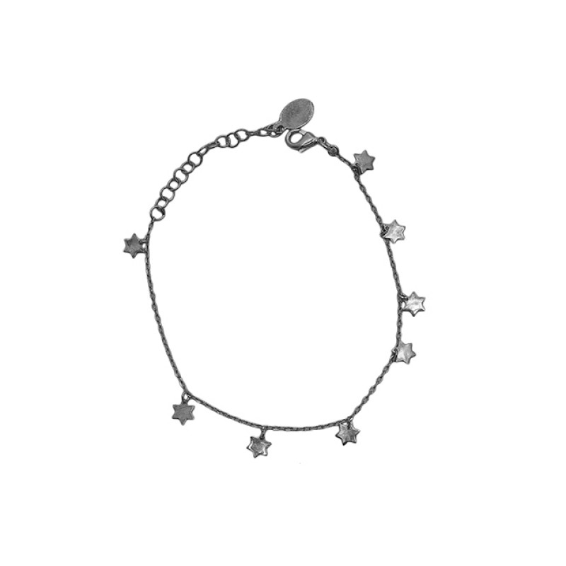 Plain Silver Gold Plated 925 Sterling Silver Jewelry Handmade Bracelet