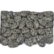 Dalmatian Loose Gemstone Mix Shape Size Bunch Lots For Jewelry
