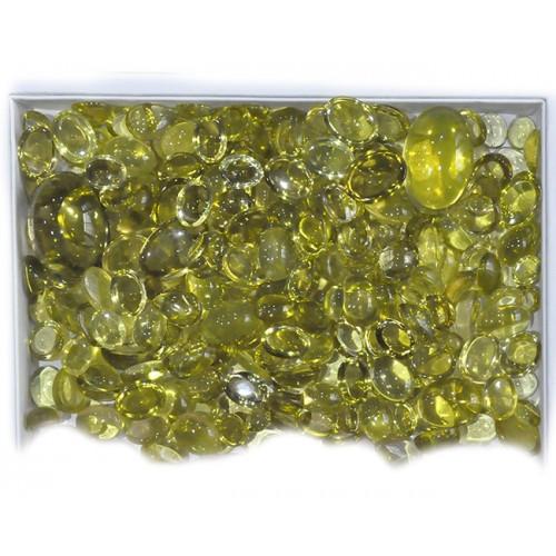 Lemon Quartz Cabochon Loose Gemstone  Mix Shape Size Wholesale Lots For Jewelry