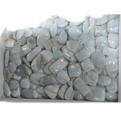 Larimar Cabochon Loose Gemstone Mix Shape Size Wholesale Lots For Jewelry