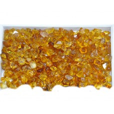 Yellow Citrine Rough Pieces Loose Gemstone Mix Shape Size Lots For Jewelry