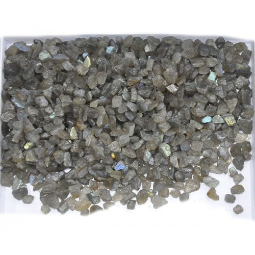 Labradorite Rough Pieces Loose Gemstone Mix Shape Size Bunch Lots For Jewelry