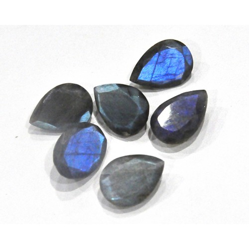 Labradorite Faceted Loose Gemstone Mix Shape Size Bluff Lots For Jewelry