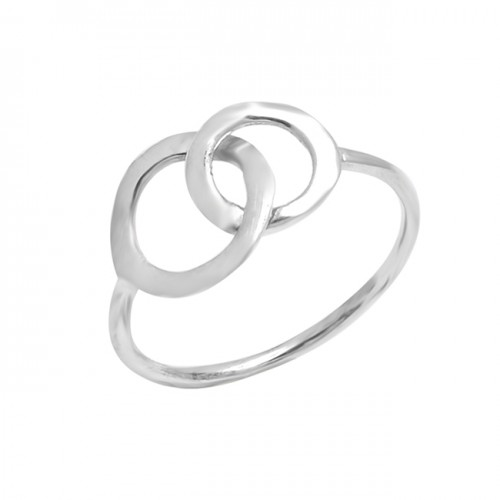 Fashionable Plain Designer Handmade 925 Sterling Silver Ring Jewelry
