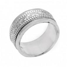 Unique Plain Designer 925 Sterling Silver Ring Jewelry