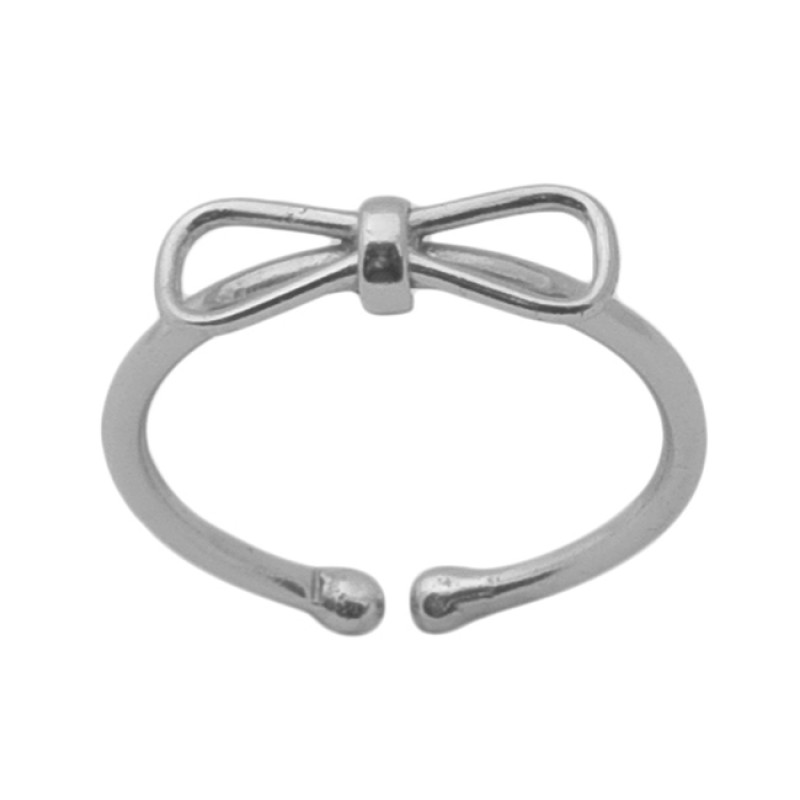 Plain Designer 925 Sterling Solid Silver Fashionable Ring Jewelry
